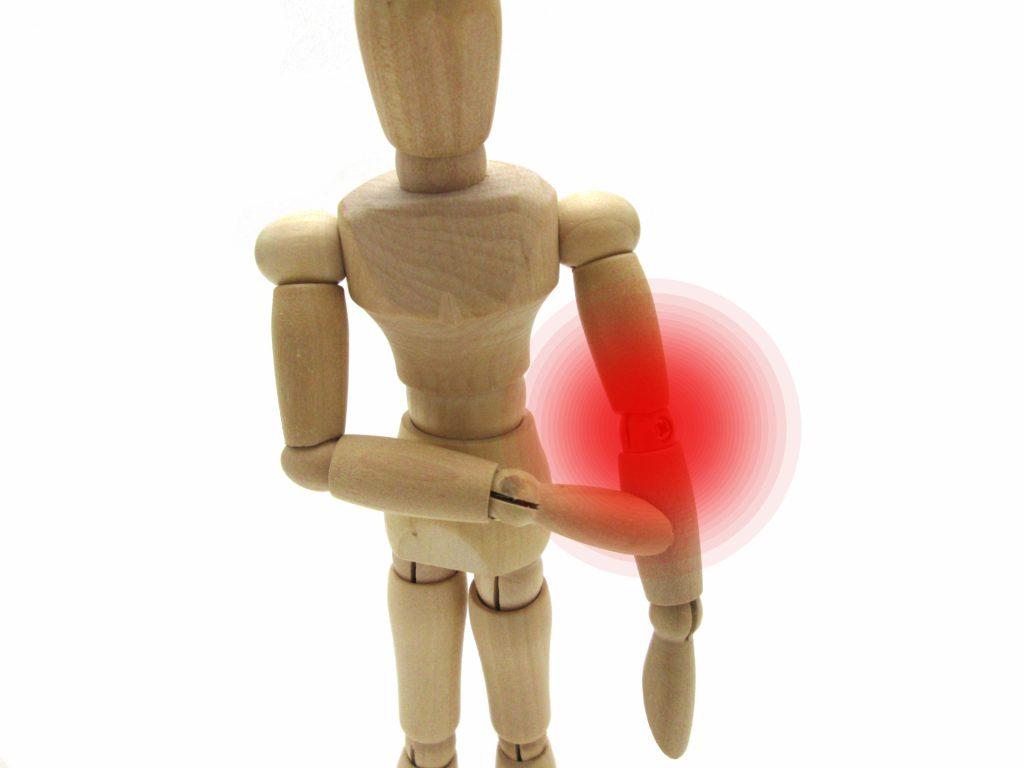 肘関節の痛み