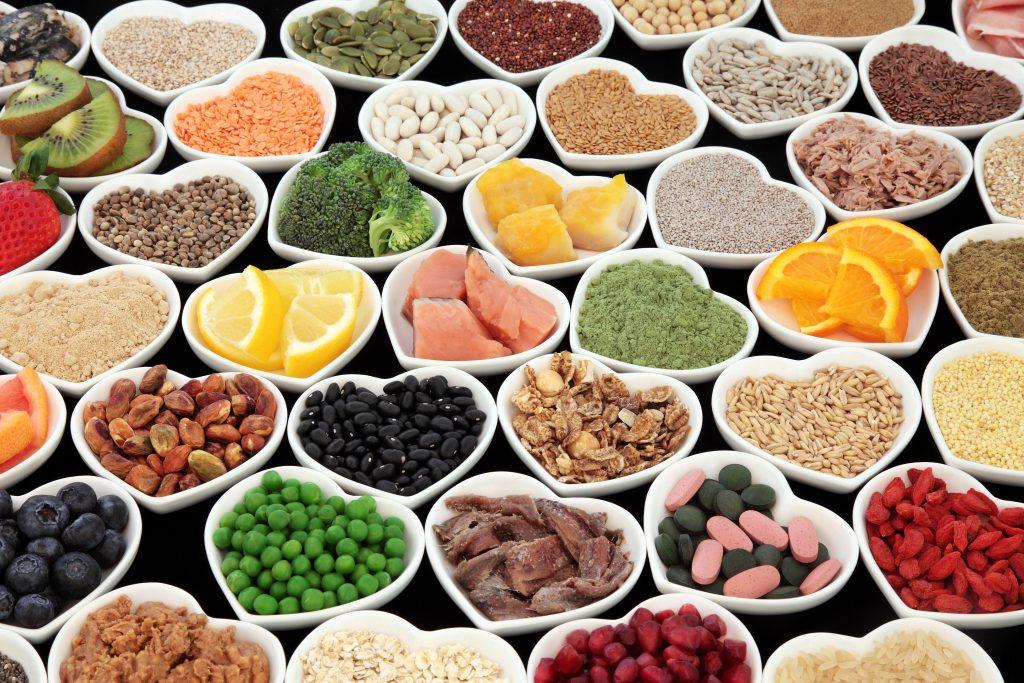 栄養価に優れたスーパーフード