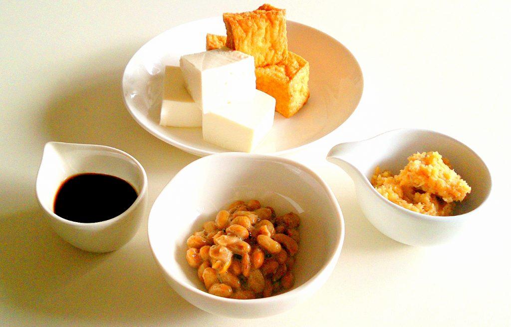 納豆・豆腐