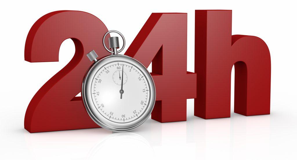 24時間オープンのジム イメージ図