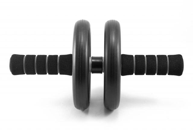 腹筋ローラー(正面から)