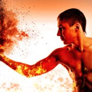脂肪を燃焼させて効率良く筋肉を鍛える! イメージ図