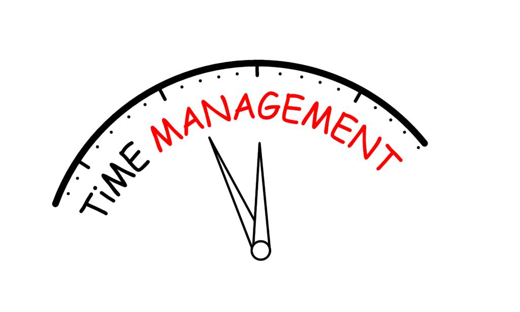 タイムマネジメント イメージ図