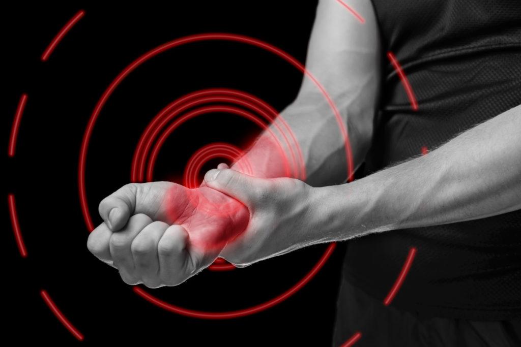 手首の障害