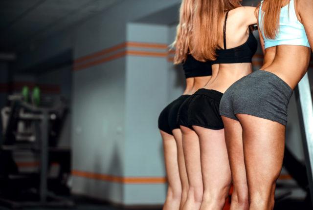「臀筋 筋トレ」の画像検索結果
