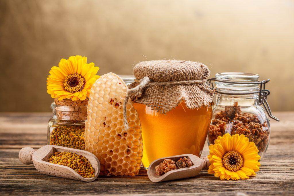 ハチミツ製品