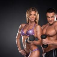 女性の筋肉