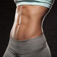 女性の筋肉ボディ
