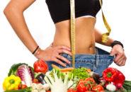 減量する女性
