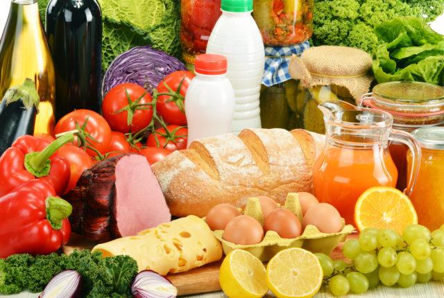 様々な栄養