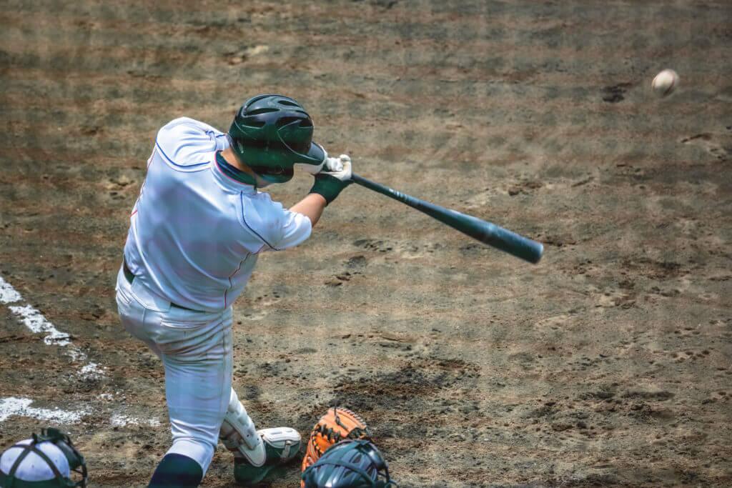 野球、バッター
