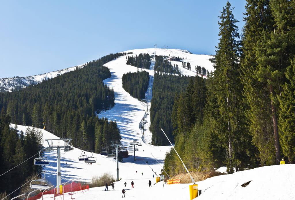 スキー場、ゲレンデ