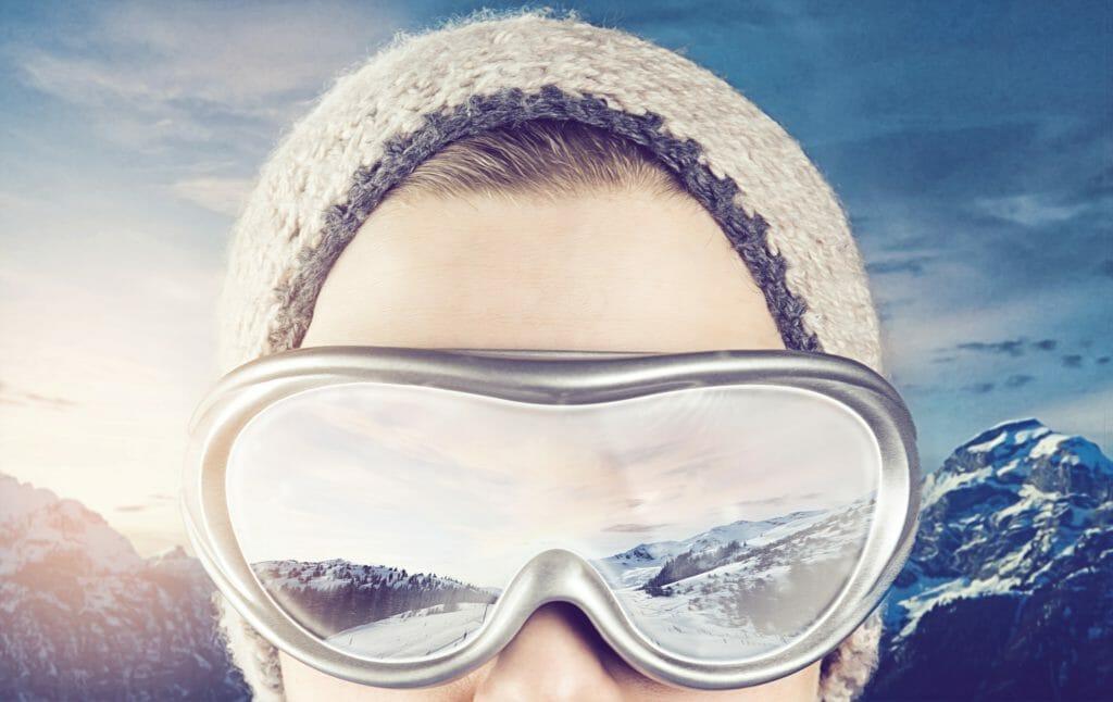 スキーゴーグル