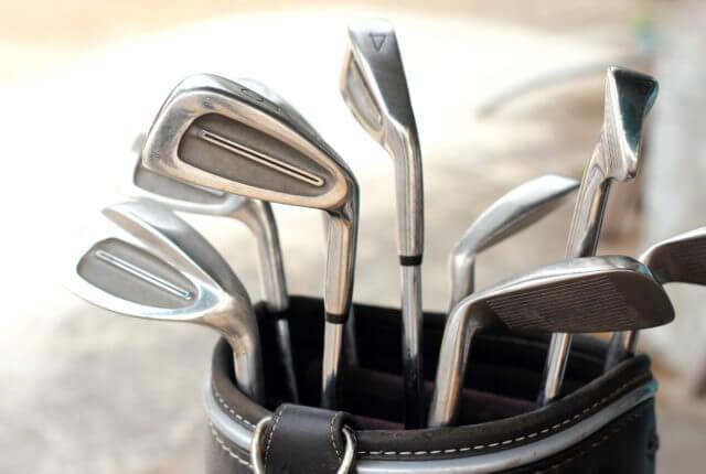 ゴルフ アイアンセット