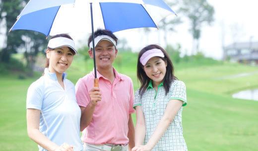 ゴルフ 傘