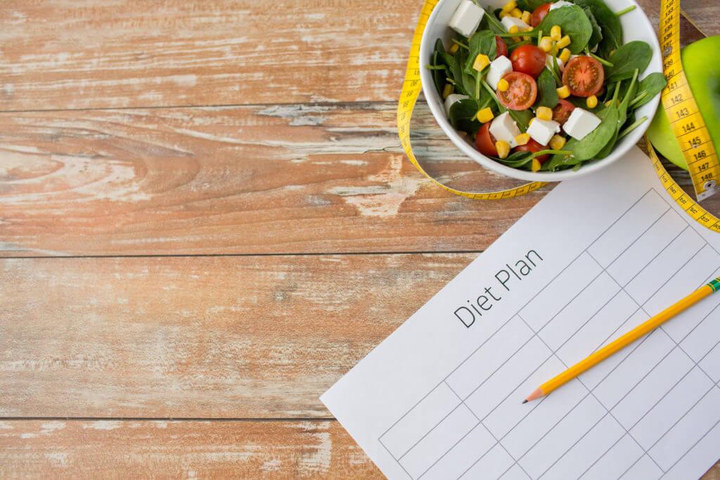 ダイエットのプラン考察