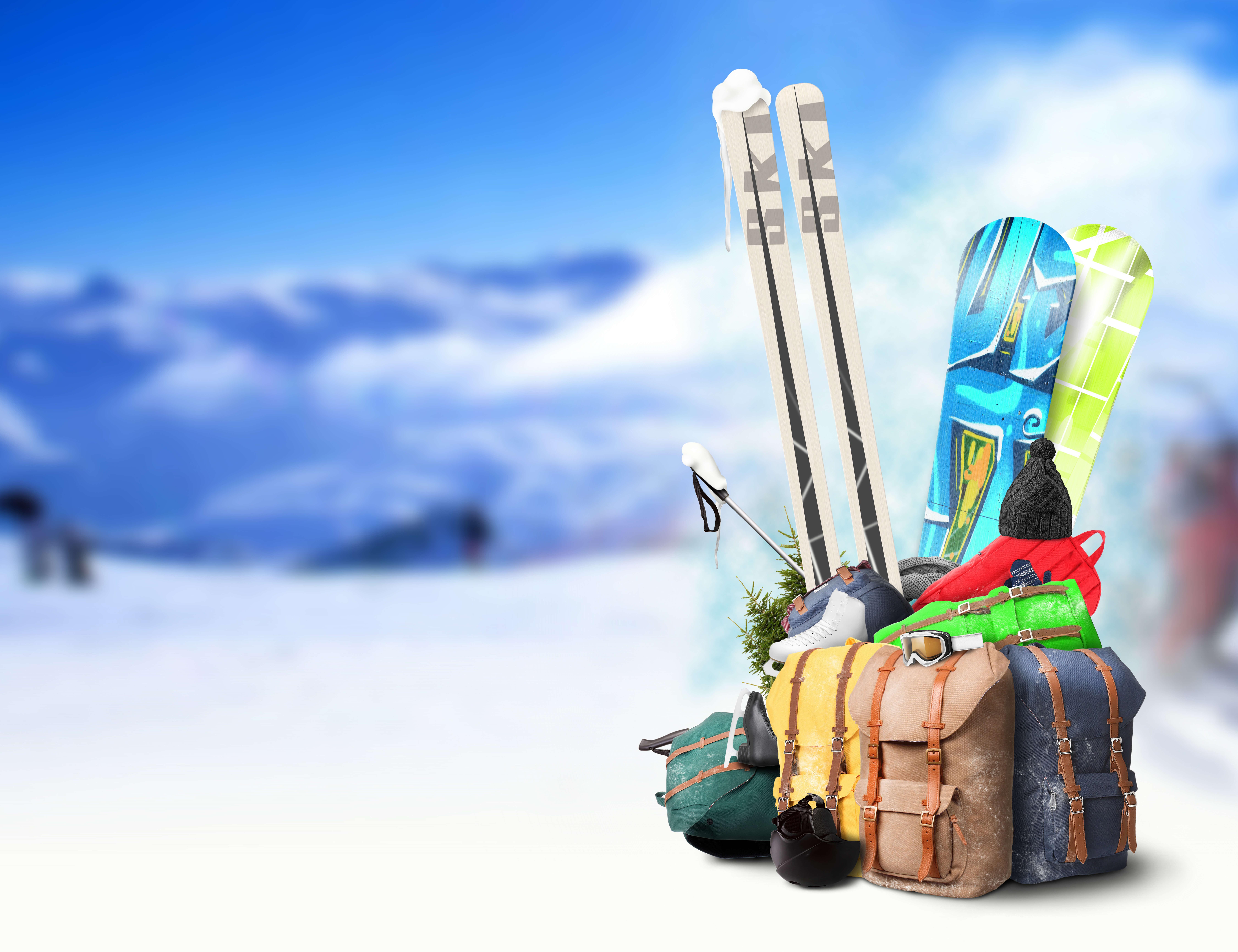 スキー バッグ