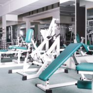 トレーニングエリア