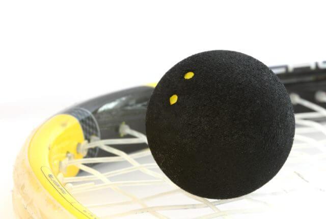 スカッシュ ボール