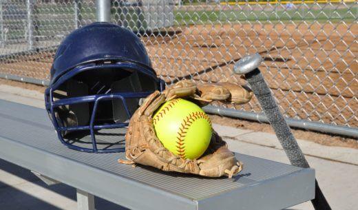 ソフトボール道具一式