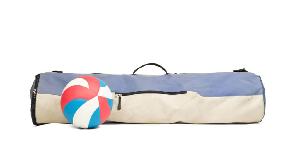 バレーボール用ボールバッグ