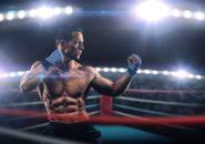 強いボクサー