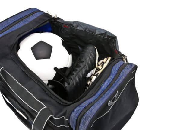 サッカーボール シューズ バッグ