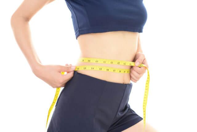 ダイエット、計測、腰、ウエスト