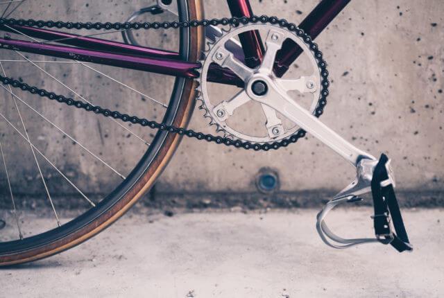自転車 ペダル