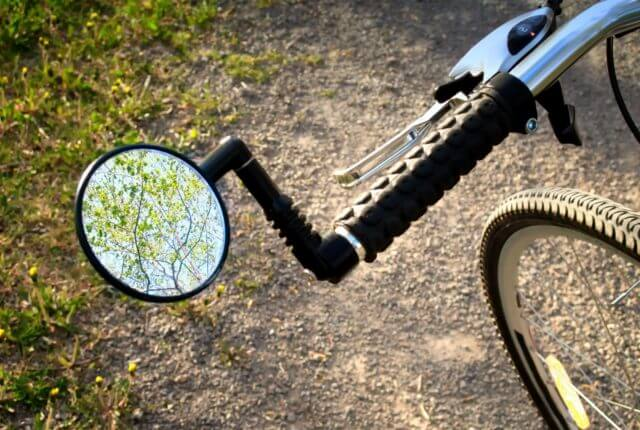 自転車用ミラー