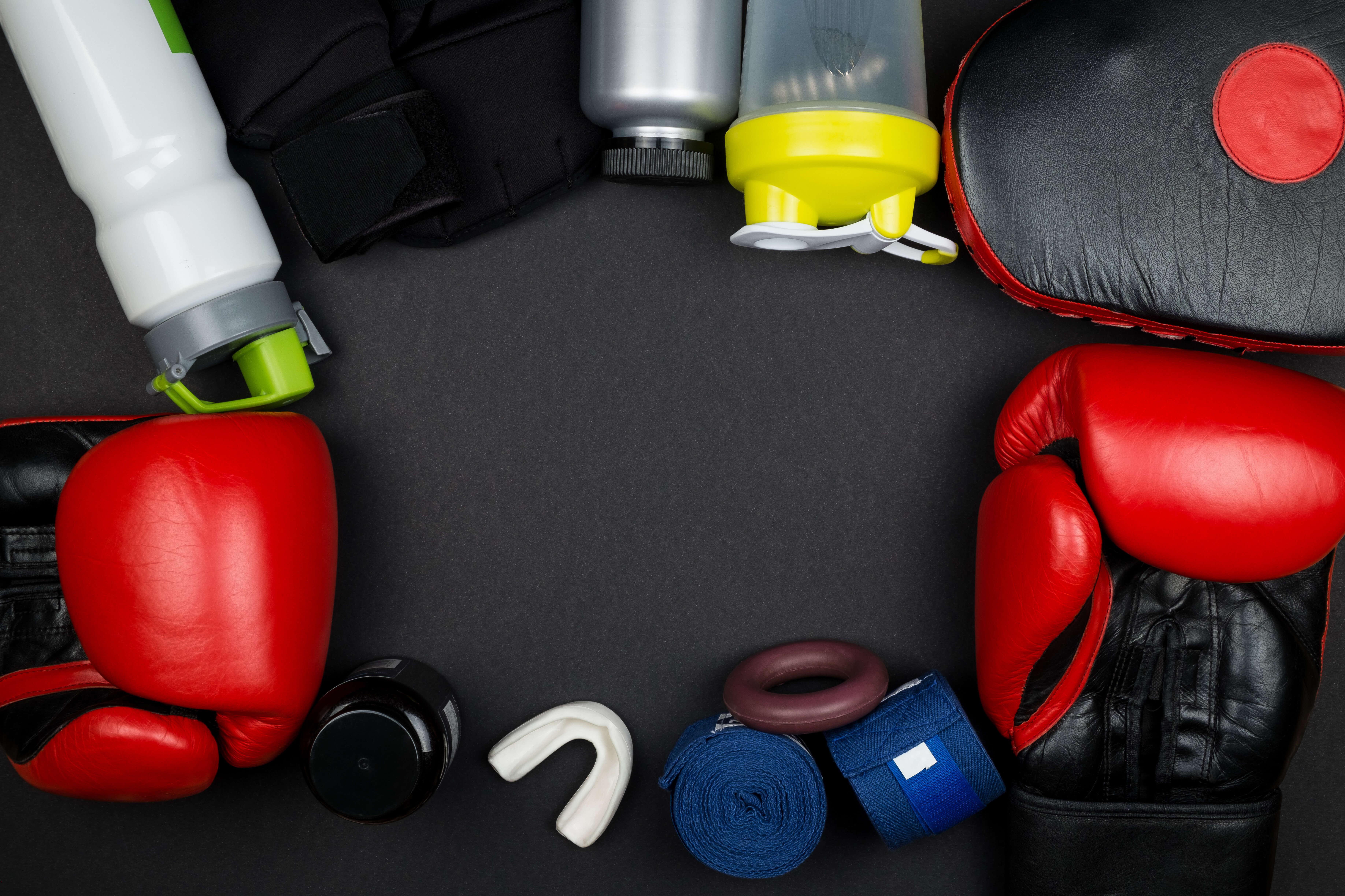 ボクシング用品
