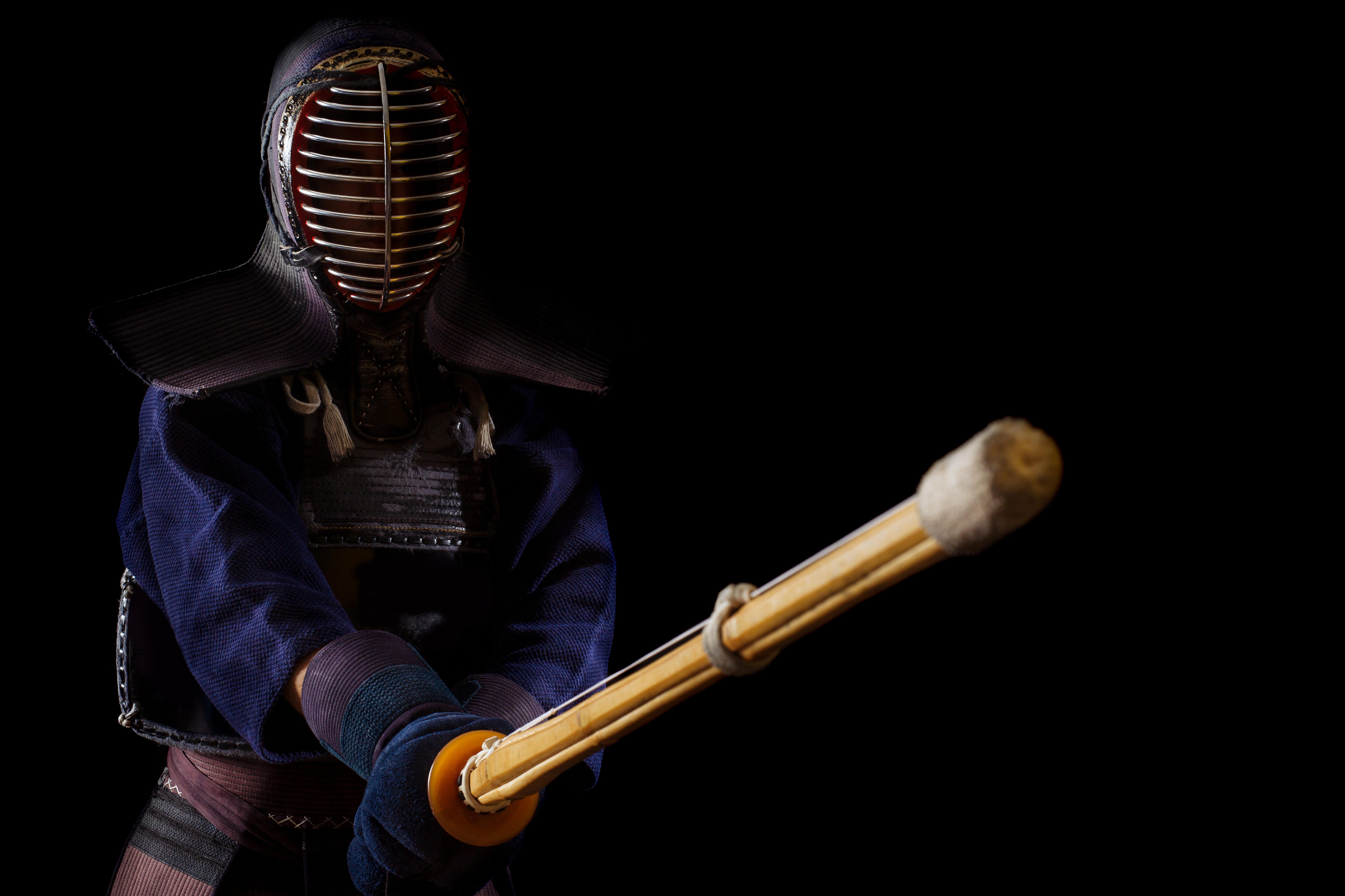 剣道 構え