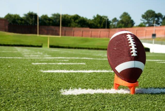 アメリカンフットボール 練習