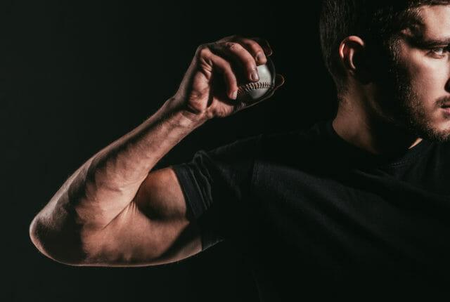 野球 筋肉