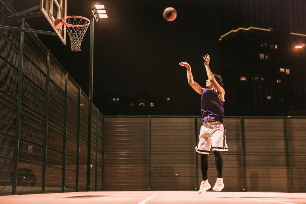 バスケットボール シュート