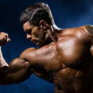 男性 ボディビルダー 筋肉