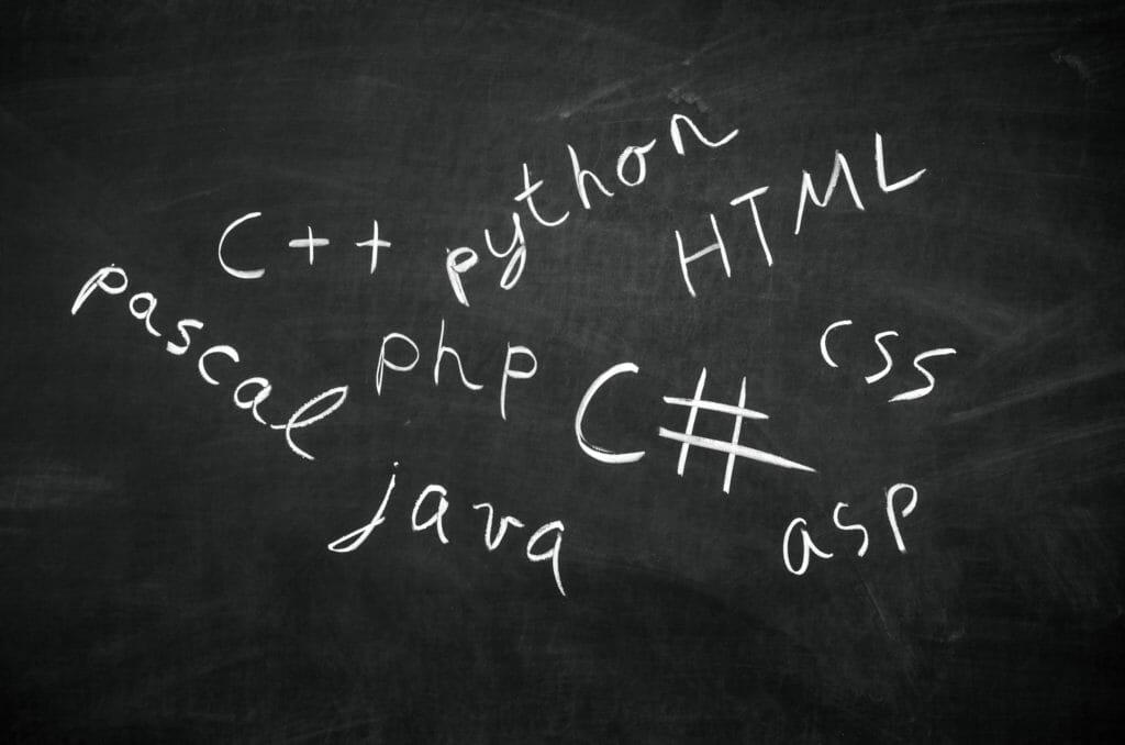 色々なプログラミング言語