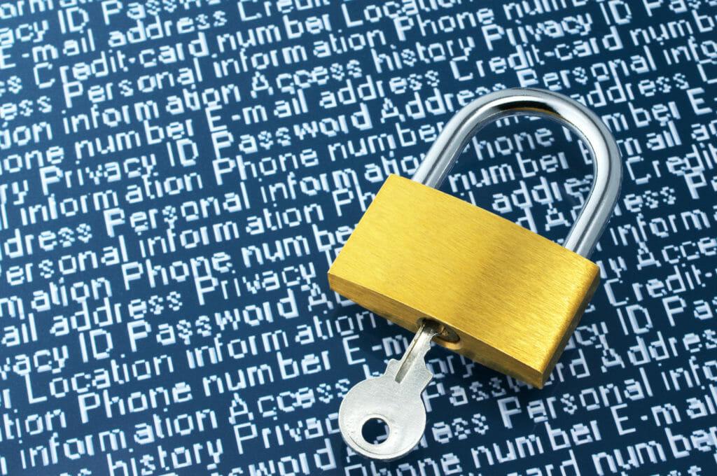 インターネットセキュリティのコンセプトイメージ。