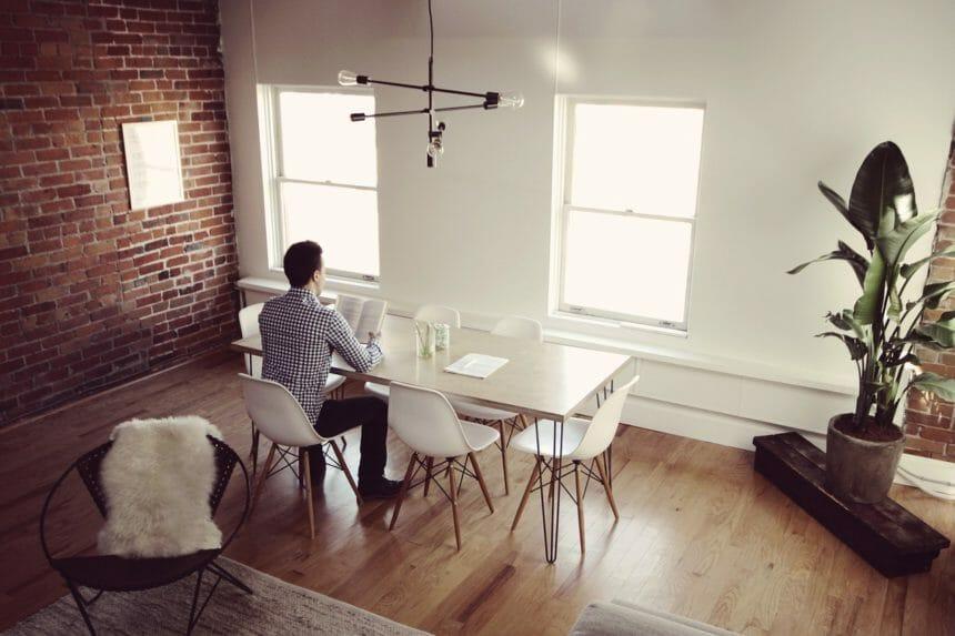 オフィス、椅子