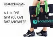 【体験レポート】BODYBOSS 2.0を試してみました!持ち運べるポータブルフィットネスジム