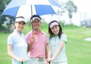 ゴルフ用傘おすすめ人気ランキング10選を徹底比較【レディース・メンズ】雨天のスコアアップを目指そう!暑さや紫外線対策にも