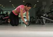 腹筋ローラーが最も効果を発揮する回数とは!?