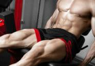 レッグエクステンションで腿四頭筋を鍛える!やり方と効果とは?