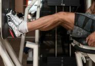 カーフレイズオンレッグプレスマシンでふくらはぎの筋トレ!下腿三頭筋を鍛える