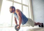 腹筋ローラーで腰を鍛える筋トレ方法とは?