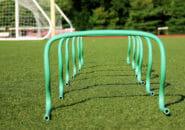 ミニハードルを使ったトレーニングマニュアル!跳躍力を鍛える方法