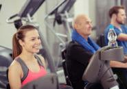 リカンベントバイクでトレーニング!使用方法と機能紹介!ダイエット効果は?