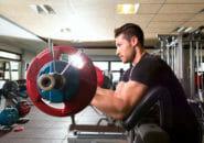 プリーチャーズベンチカールで筋トレ!上腕二頭筋を鍛える方法と効果