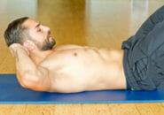 V字クランチで自重トレーニング!腹筋を鍛える!筋トレのやり方と効果解説