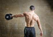 広背筋をダンベルで鍛える筋トレ方法とは?